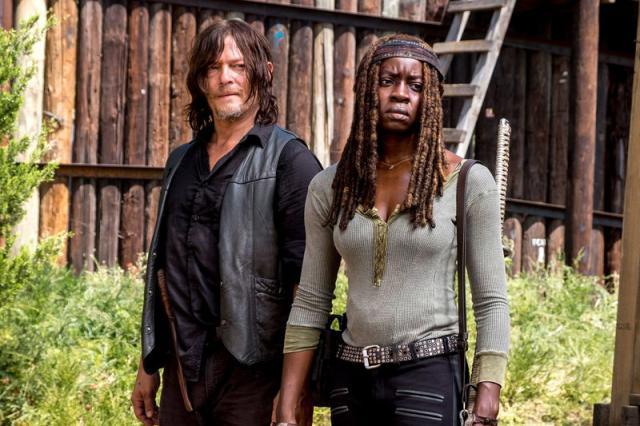 The Walking Dead Staffel 8 Folge 12