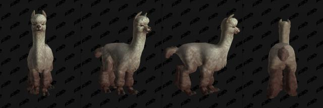 WoW: Patch 8 1 5 – New tips on alpaca connections on the PTR