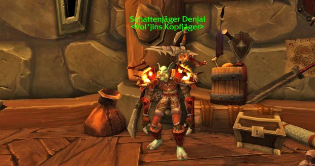 wow medaillon der legion