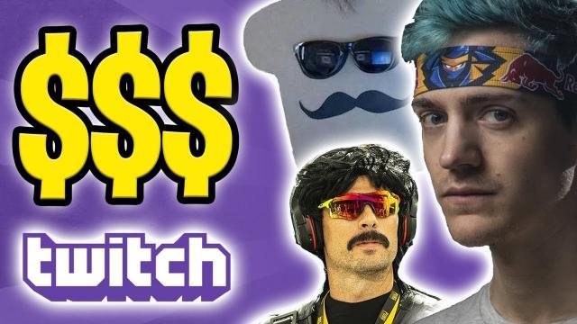 Größten Twitch Streamer