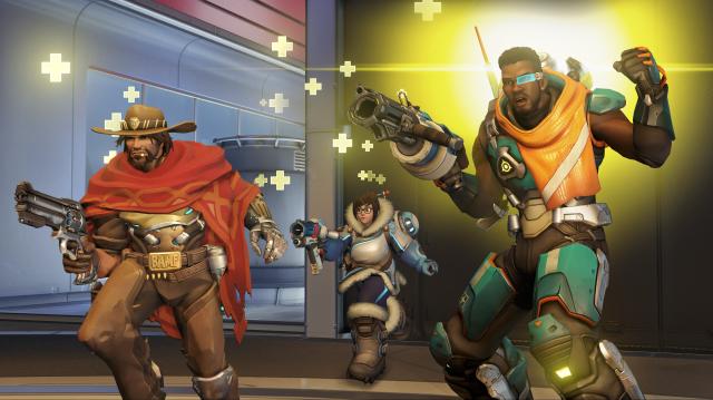 Overwatch: Blizzard Hat Weiter Große Pläne Mit Dem Shooter