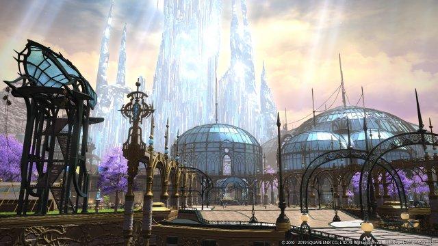 Final Fantasy 14: Weltenreisen auf andere Datenzentren?