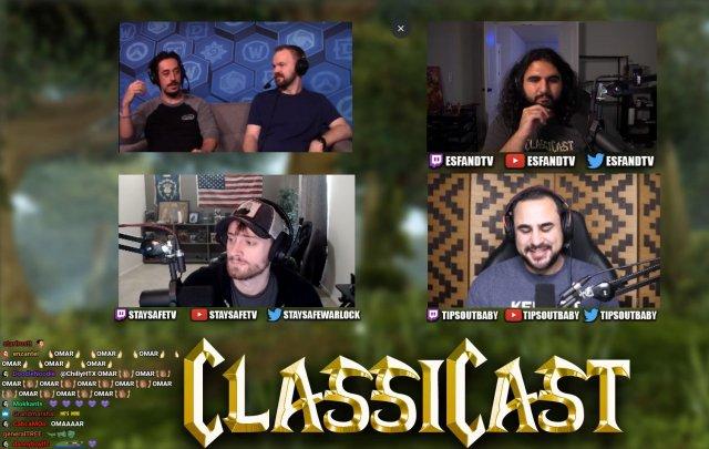 WoW Classic: Highlights des ClassiCast mit den Entwicklern