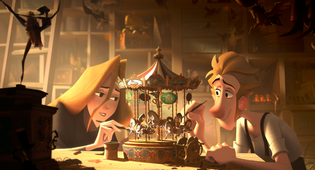 Netflix Animationsfilme
