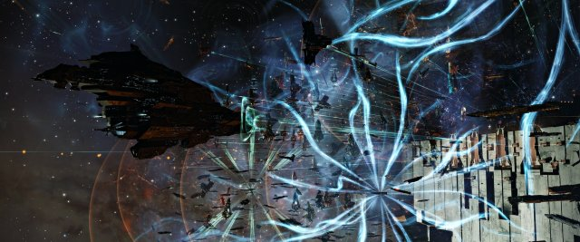 Eve Online Schlacht