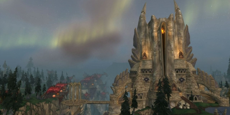 WoW: Dungeons aus Wrath of the Lich King  (1)