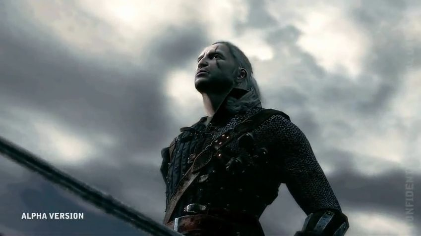 The Witcher 2 Alpha-Video aufgetaucht Update.