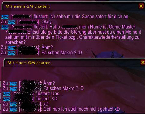 Warcraft 3 Zitate