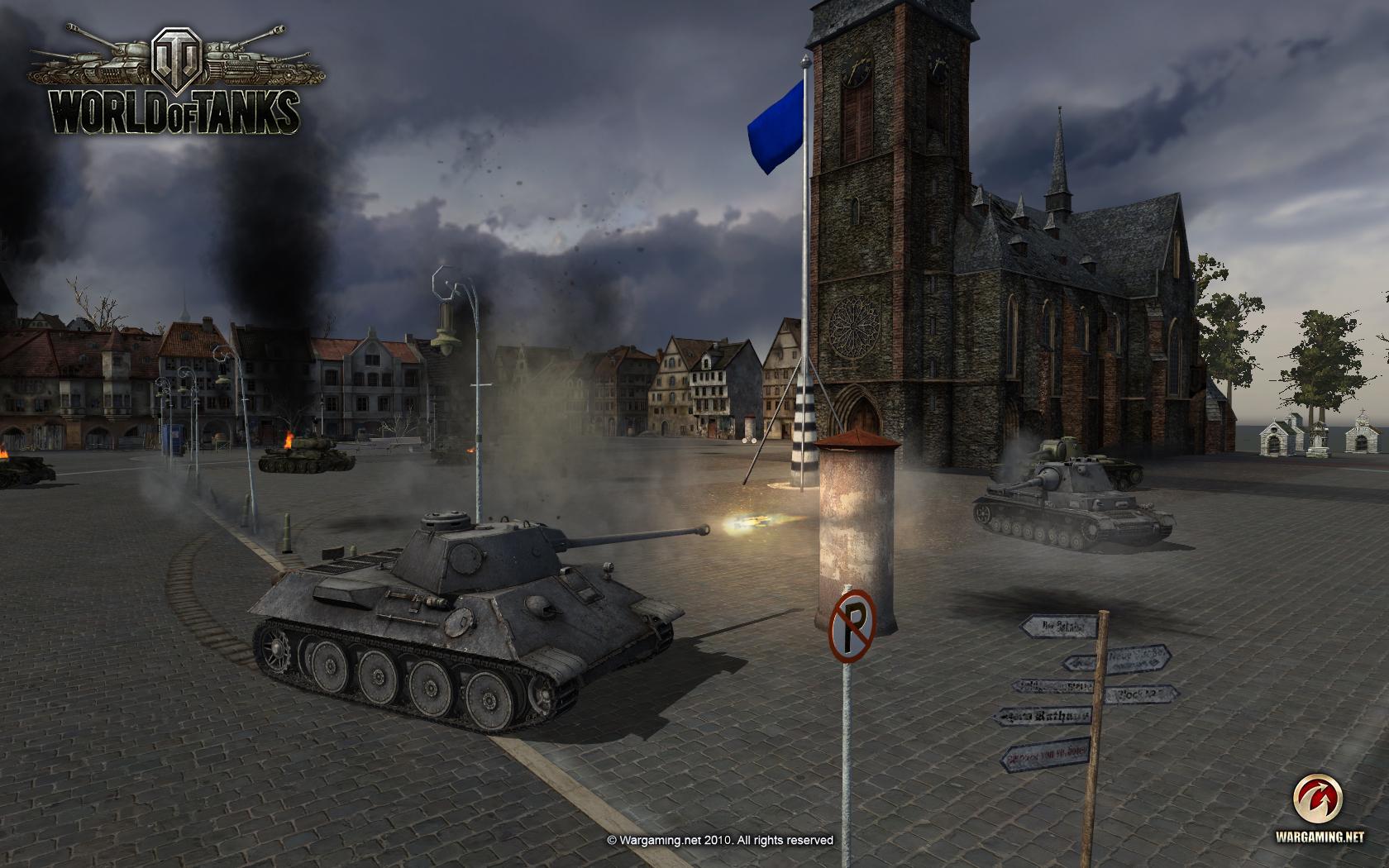 На 7 марта запланировано обновление World of Tanks до 0.7.1.1