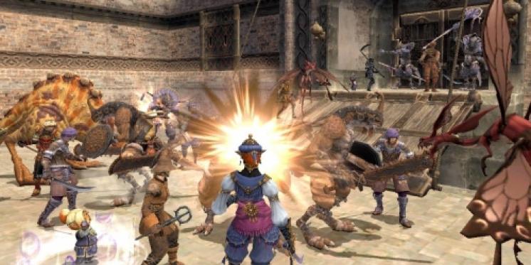 Final Fantasy XI: Wird das erste FF-MMO neu aufgerollt?