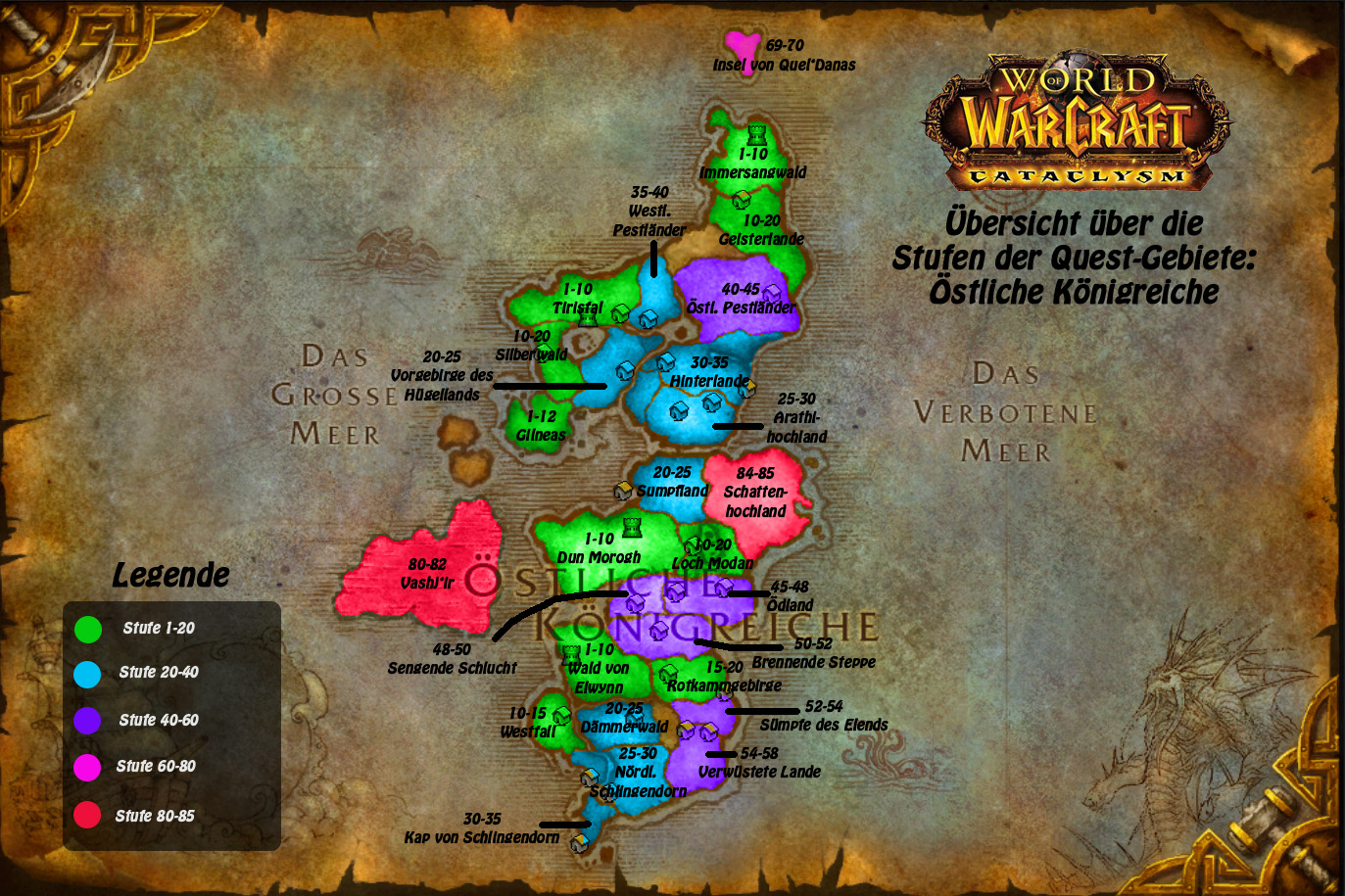 download map warcraft with Wow Wohin Zum Leveln In Cataclysm Uebersicht Ueber Die Stufenanforderungen Der Quest Gebiete 802232 on Icecrown Citadel In Minecraft Alpha Wip likewise Crafting azeroth wow map v10 released over 2x the as well World Map Typography Wallpaper 3660 together with Showthread besides Video games minecraft castle.