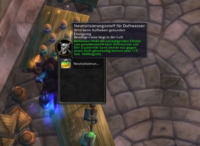 Videos zu World of Warcraft. WoW Patch 4.06: Liebe liegt in der Luft - Bug