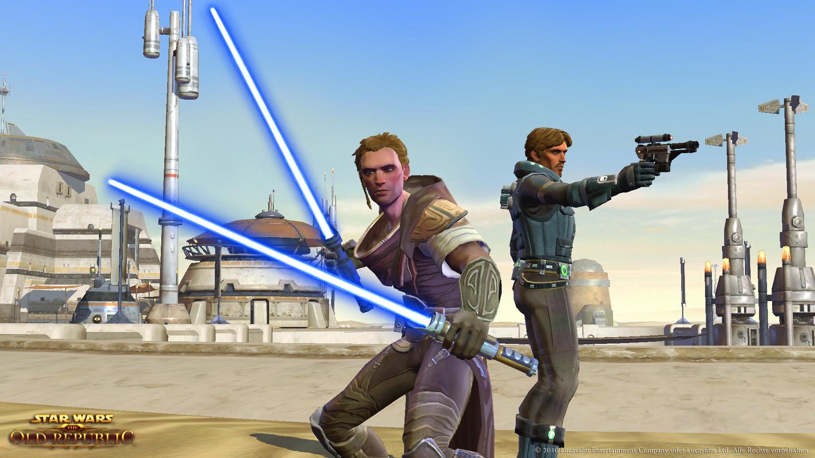 Star Wars The Old Republic Völkerübersicht Und