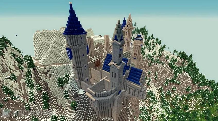 Minecraft Neue Bilder Zum Projekt WesterosCraft Die Welt Von Game - Minecraft leben jetzt spielen
