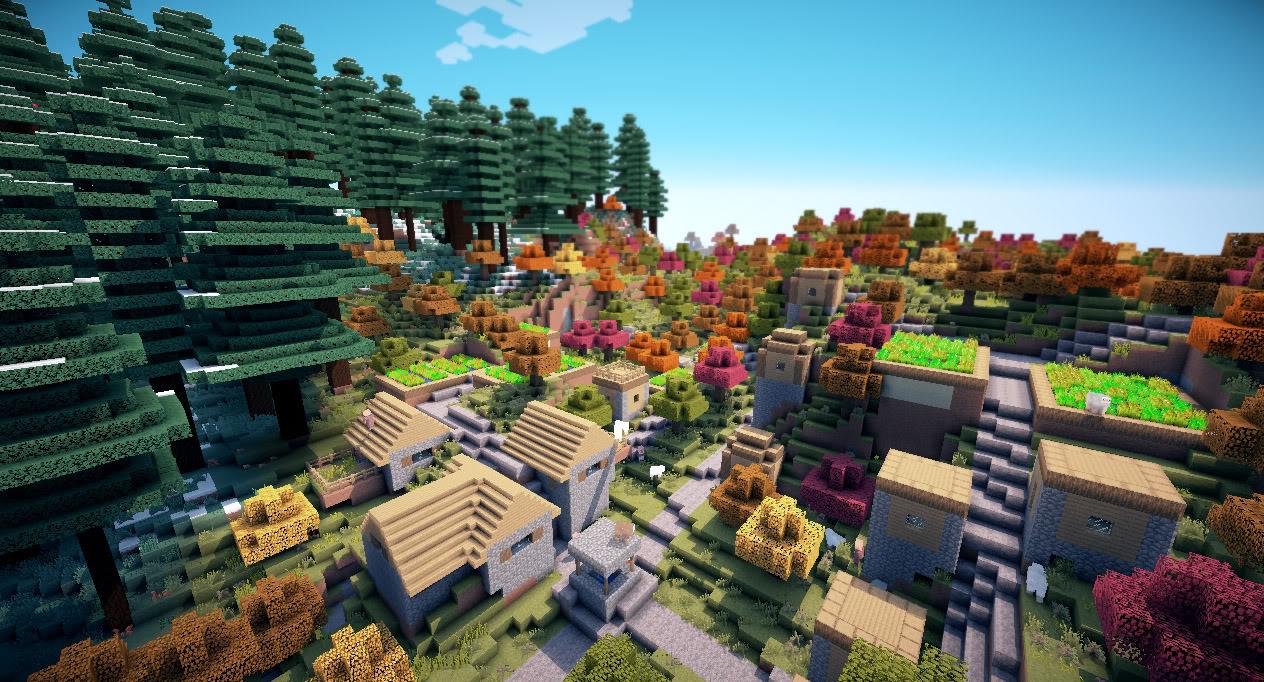 Minecraft Patch Ab Sofort Zum Download Verfügbar - Minecraft flussig spielen