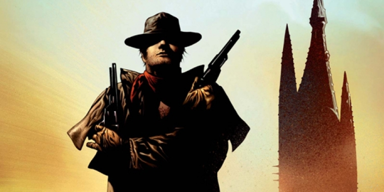 """Dark Tower"" Comic"