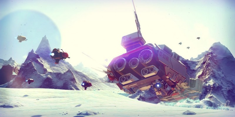 No Man's Sky: Der Absturz