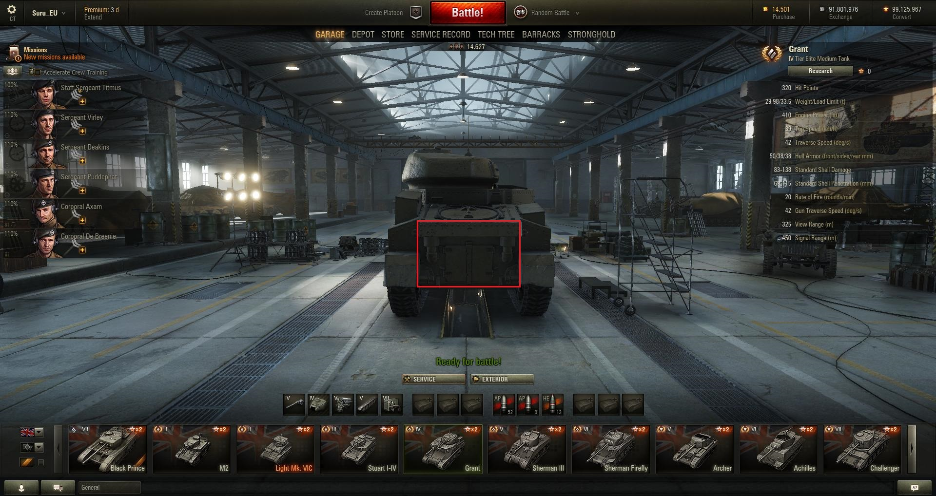 World-of-Tanks Patch-95 Grant-Heck-buffed
