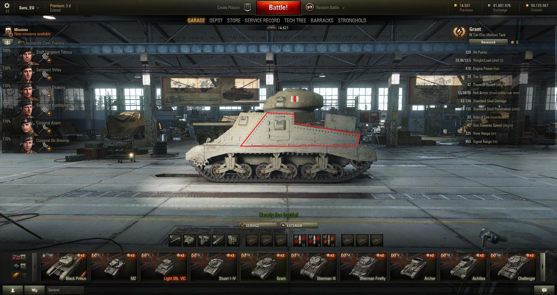 World-of-Tanks Patch-95 Grant-Seite-buffed