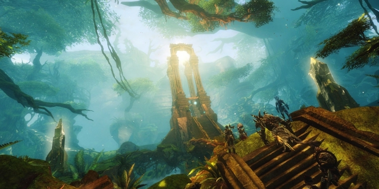 "Das ""Guild Wars 2: Heart of Thorns""-Preorder-Beta-Event startet zur Gamescom (4)"