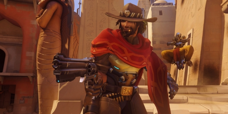 McCree aus Overwatch