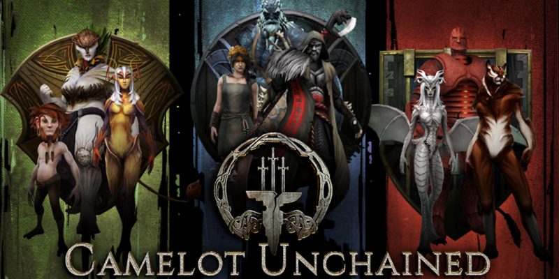 Camelot Unchained: Gameplay-Video zeigt Kampfsystem und Charaktereditor