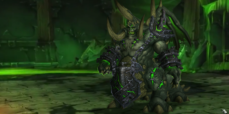 WoW: Patch 6.2 - neuer Worldboss Supreme Lord Kazzak - Video