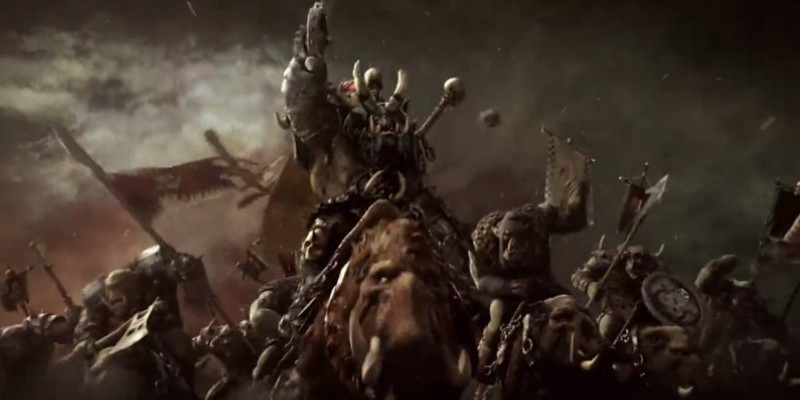 Total War: Warhammer - Ankündigungs-Trailer erschienen - Video