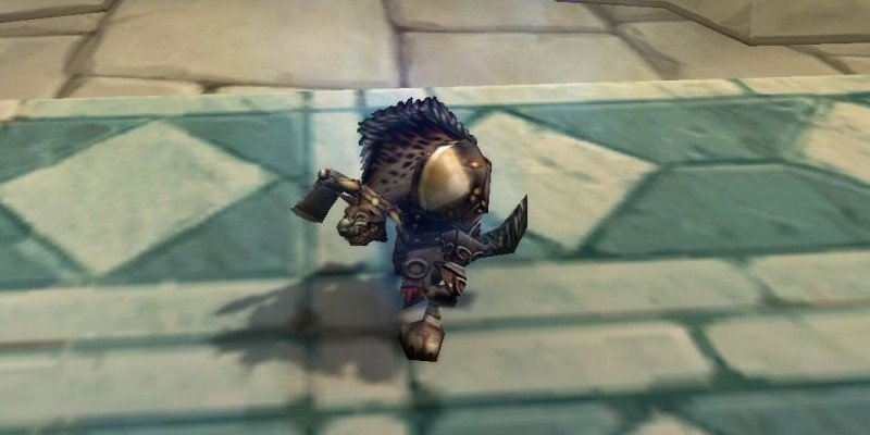 Der kleine Hogs in WoW Patch 6.2