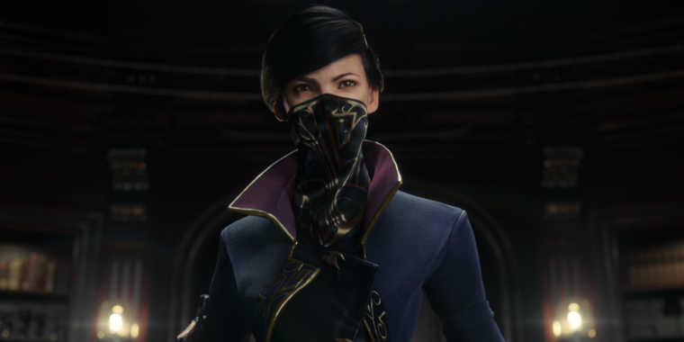 Dishonored 2 angekündigt. (2)
