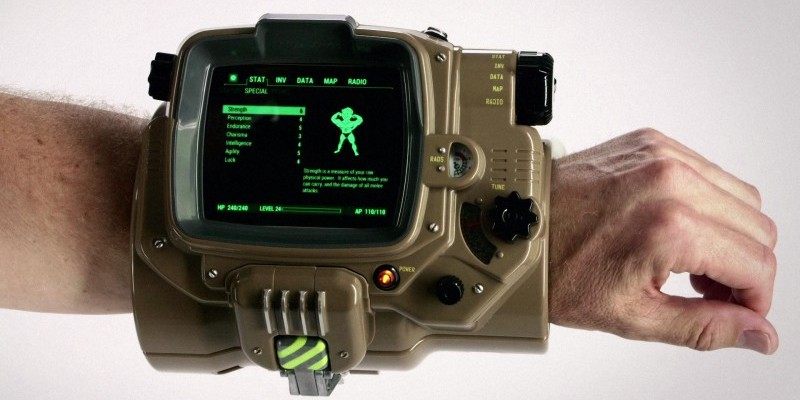 Fallout 4: Echter Pip-Boy in der Collector's Edition