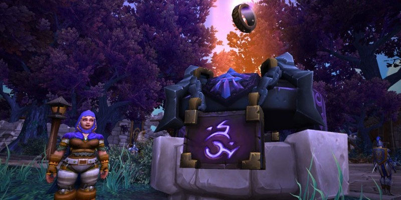 Legendäre Ringe gibt's in WoW: Warlords of Draenor