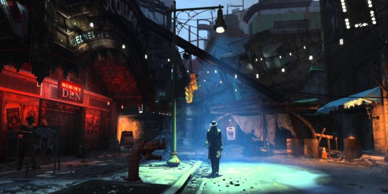 Fallout 4: Maria & David analysieren den Release-Trailer - Video
