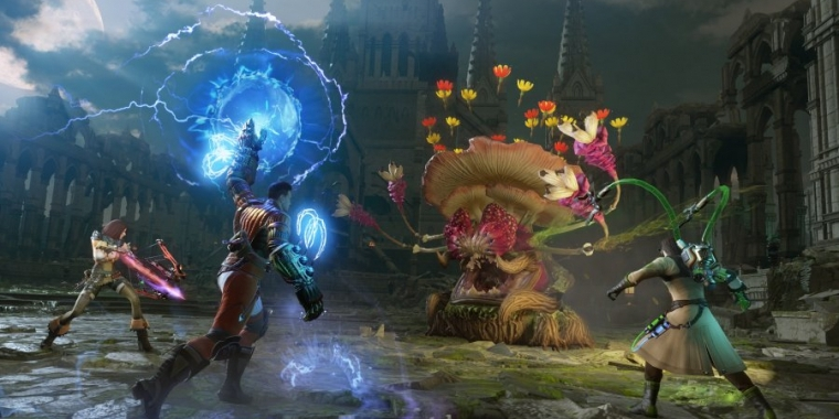 Skyforge: Crucible of the Gods erscheint am 11. August. (2)