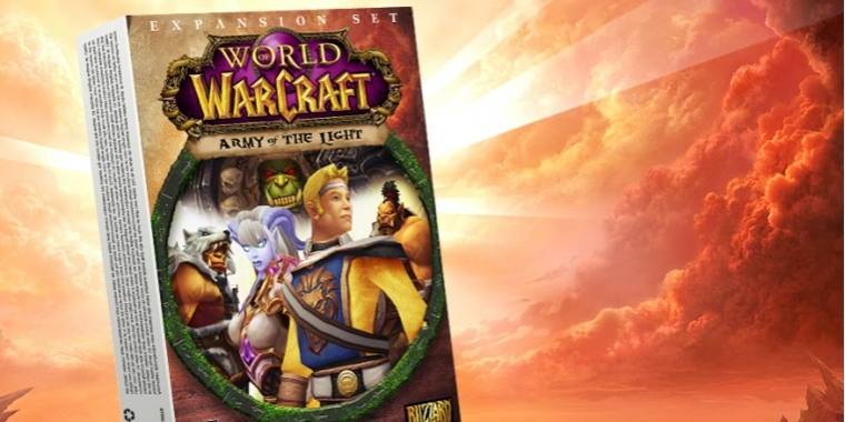 "Der wahre Expansion-""Leak"": Army of the Light"