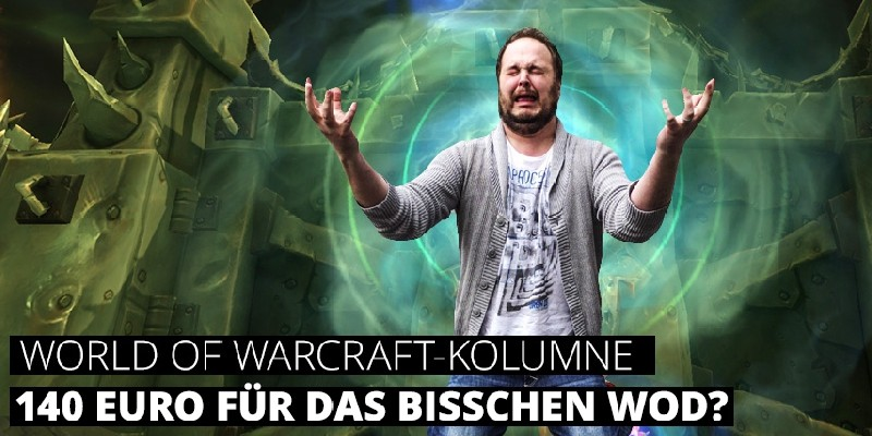 World of Warcraft: Patch 6.2 ist das Ende von Warlords of Draenor.