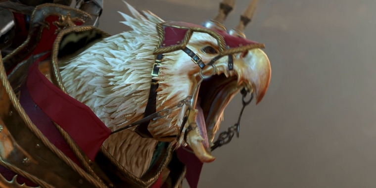 Der Halbgreif in Total War: Warhammer