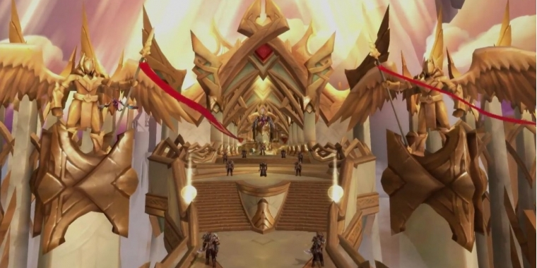 World of Warcraft: So sieht der neue 5-Mann-Dungeon Halls of Valor aus - Video