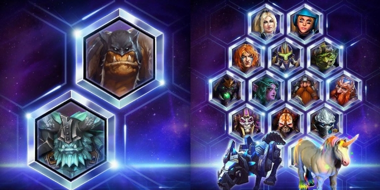 "Heroes of the Storm: Kauftipp ""Sturm""-Sparpaket"