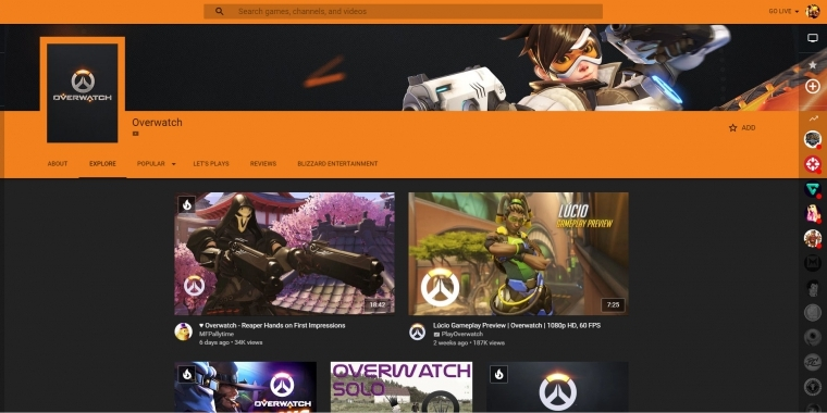 Overwatch: Blizzard startet Youtube Gaming-Kanal