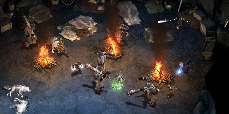 Pillars of Eternity: Release-Datum für The White March Teil 2 steht fest