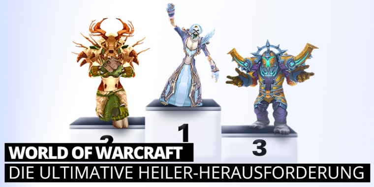 World of Warcraft: Die ultimative Herausforderung für Heiler