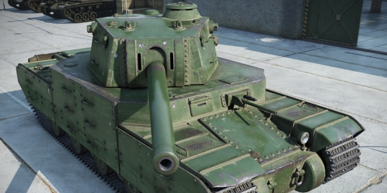 Japanische schwere Panzer in World of Tanks
