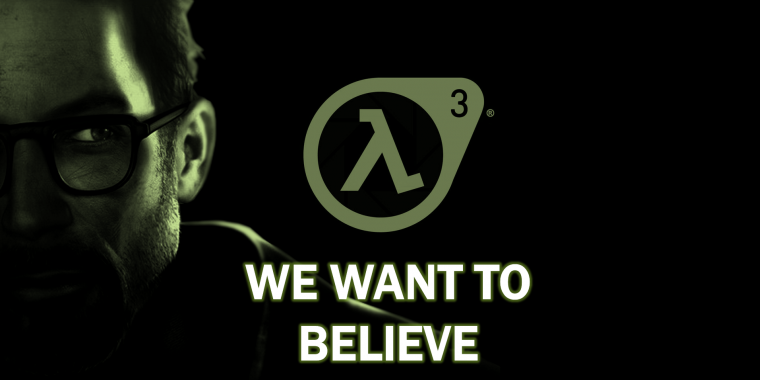 Steam: Fans nutzen Steam Awards, um Half Life 3 zu fordern (1)