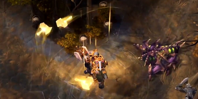 Heroes of the Storm: Judgement Day - Exklusive Sparpakete für Uther