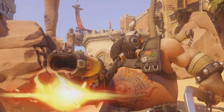 Overwatch: Roadhog
