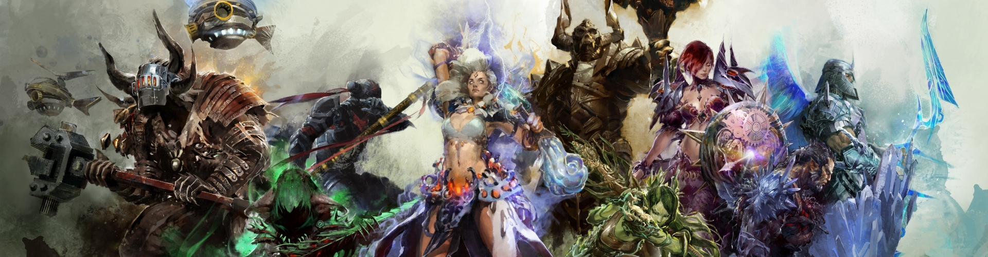 Guild Wars 2: Release von Heart of Thorns