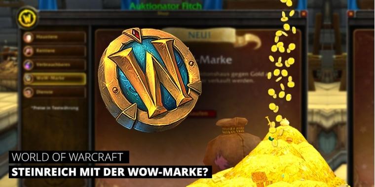 WoW: Preis der WoW-Marke wegen WoW Classic weiter hoch