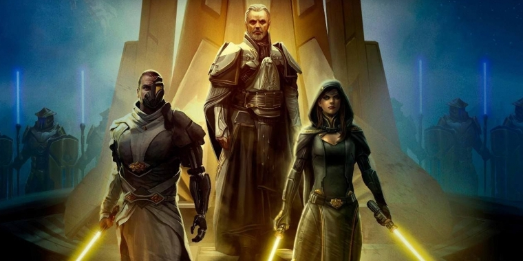 Star Wars: The Old Republic ist nun für Frühstarter mit Knights of the Fallen Empire versorgt.