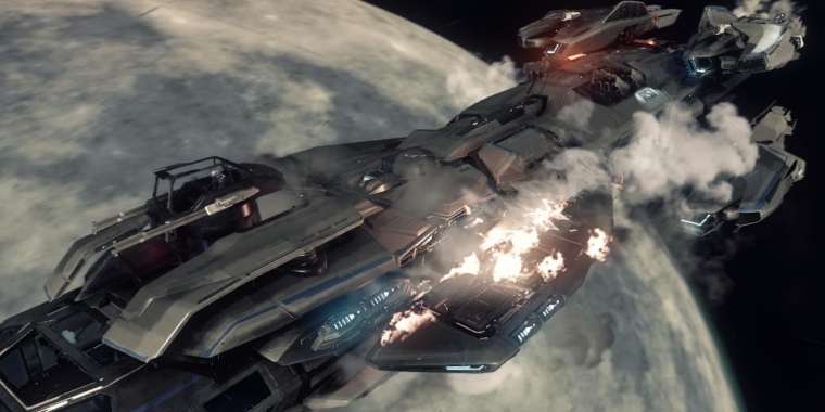 Star Citizen: Gameplay aus Alpha 2.0